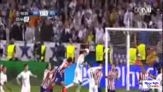 Real Madrid Vs Atletico Madrid 4-1 (Goals And Highlights