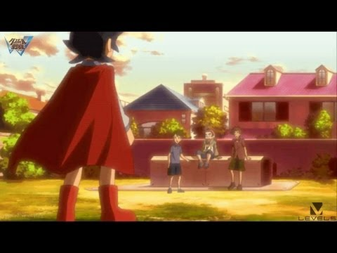 Danball Senki W - Ch.1 Ep.5 The LBX Rebellion  ★Play PSP ダンボール戦機 W LBXの反乱