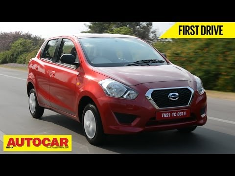 2014 Datsun Go | First Drive Video Review | Autocar India