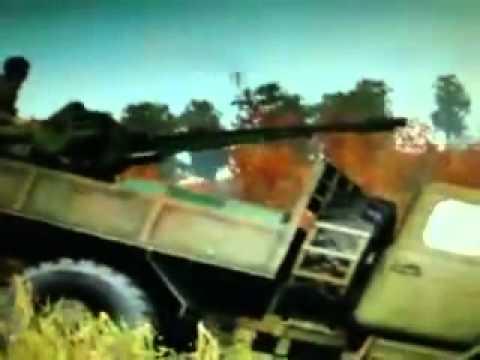Британское ТВ выдало клип, снятый в ArmA 2, за реальное видео