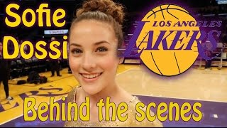 BTS Lakers Game