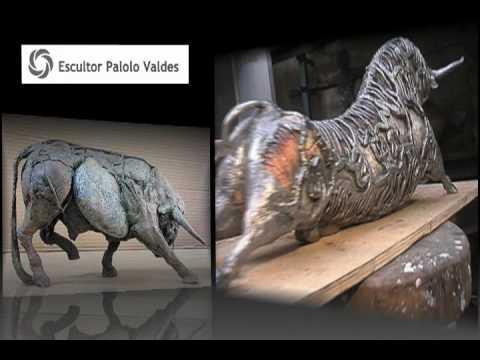 Palolo Valdes  Fundición © by Miguel Martinic