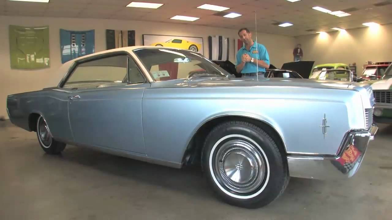 1966 lincoln continental coupe for sale flemings ultimate. Black Bedroom Furniture Sets. Home Design Ideas