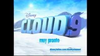 Cloud 9 Una Pelicula Disney Channel Promocion #1 Muy