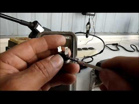 Como reparar un horno de microondas