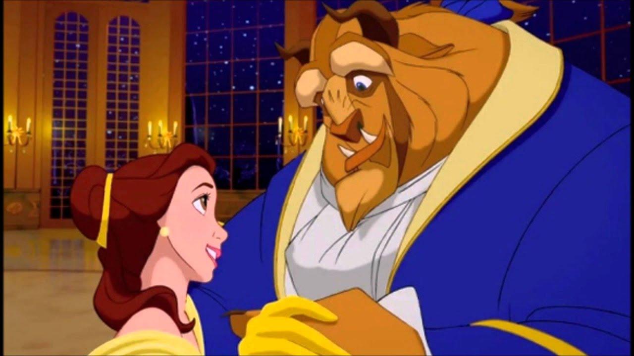 Beauty and the beast music box version youtube for La bella e la bestia immagini da stampare