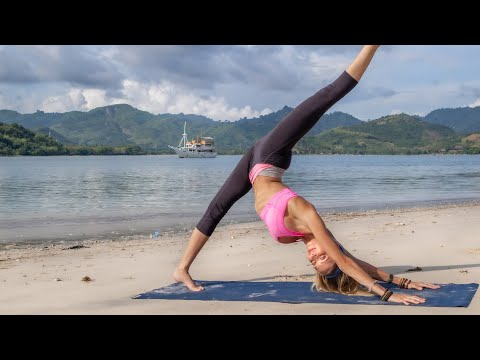 Yoga For Mindfulness ♥  Silence Your Chattering Thoughts & Anxiety | Gili Asahan