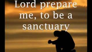 Sanctuary Worship Video With Lyrics.wmv