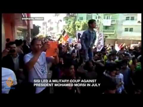 Inside Story - Egypt: History repeating itself?