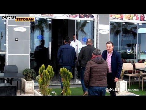 جديد بتطوان ! افتتاح مقهى راقي ومطعم رائع لتقديم وجبات السمك بــ وادلاو (شاهد الفيديو)