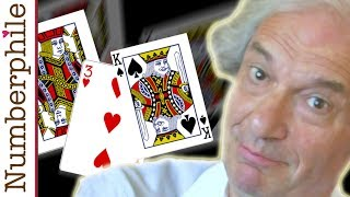 The Best (and Worst) Ways to Shuffle Cards - Numberphile