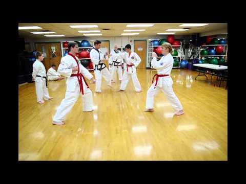 One Step Sparring Tang Soo Do Martial Arts