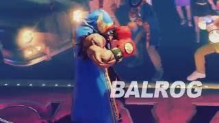Street Fighter V - Balrog Reveal Trailer