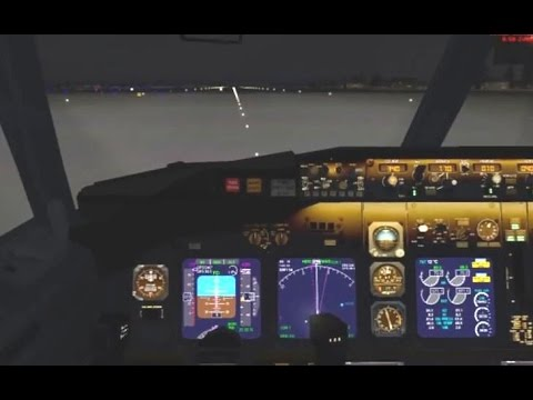 VATSIM Southwest B737 IFR Departure from New Orleans with ATC (FSX)