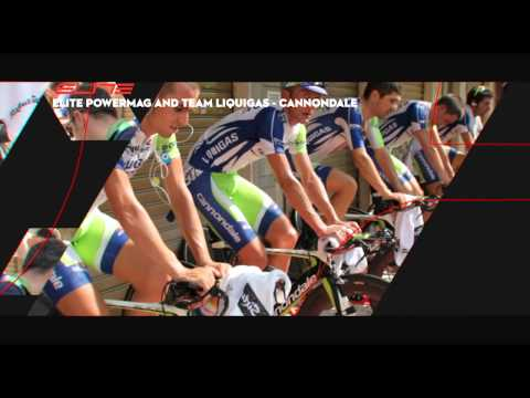 GIRO 2011 - Liquigas - Cannondale training on Elite Powermag