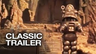 Forbidden Planet Official Trailer #1 - Leslie Nielsen Movie (1956) HD view on youtube.com tube online.
