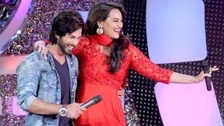 Sonakshi Sinha Gets Hurt, R Rajkumar Shahid Kapoor Lends