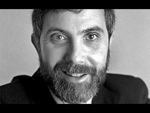 Paul Krugman: How to Increase U.S. Competitiveness in Foreign Markets (1992)