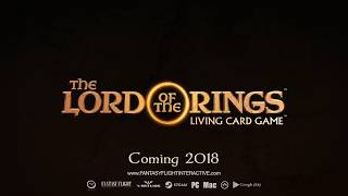 The Lord of the Rings Living Card Game - Teaser Trailer