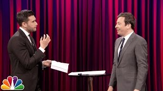Dan White Blows Jimmy's Mind with a Harry Potter Book Trick