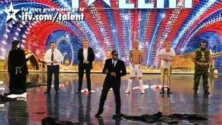 One Of The Most Funny Act On Britains Got Talent