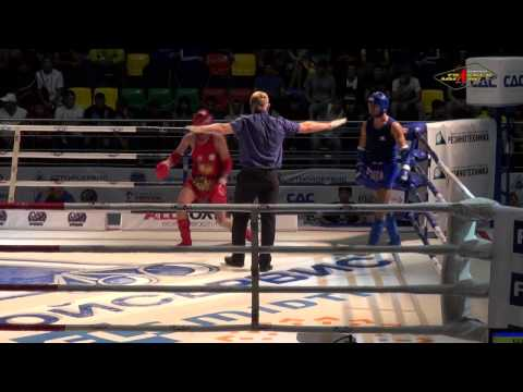 Чемпионат России 2013 - день третий