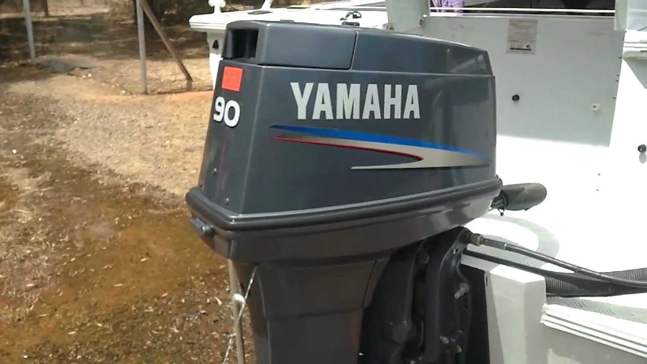 Yamaha 90 hp 2 stroke for sale autos post for Yamaha 2 hp outboard motor for sale