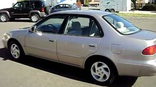 1998 Toyota Corolla LE FOR SALE! 116k Miles Woodysbodyshop