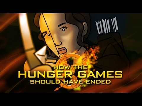 How The Hunger Games Should Have Ended, Hankering for Hunger Games? We've got it...HISHE style. Take a bite of How The Hunger Games Should Have Ended. The odds are ever in your favor that you'll see a few surprise guests in this one!