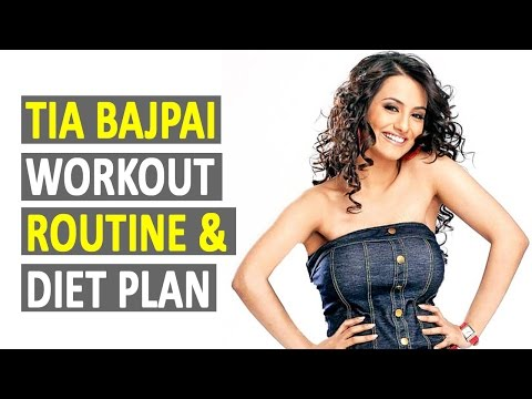 Tia Bajpai Workout Routine & Diet Plan - Health Sutra - Best Health Tips