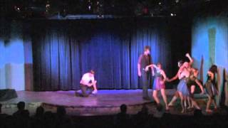 A Playhouse Original.  Annabel Lee Dance
