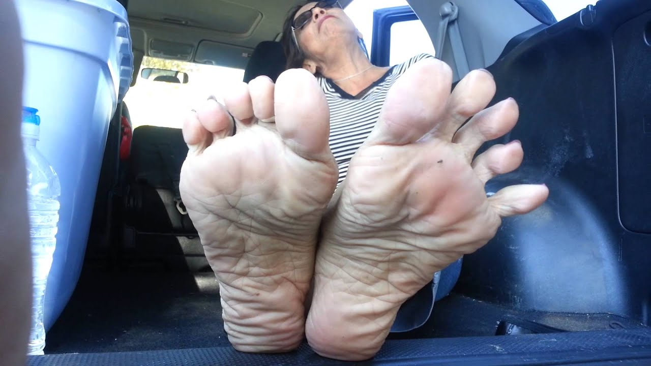foot mature sex workers