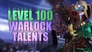WoD Beta Warlock Level 100 Talents [Cobrak]
