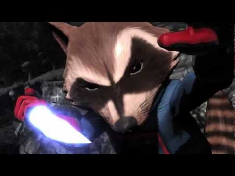 Ultimate Marvel vs. Capcom 3: Rocket Raccoon