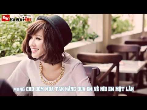 Chờ Ngày Mưa Tan  Noo Phước Thịnh ft. Tonny Việt  Video Lyric Kara ] - YouTube