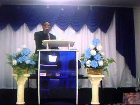 Pregação Pastor José Luiz
