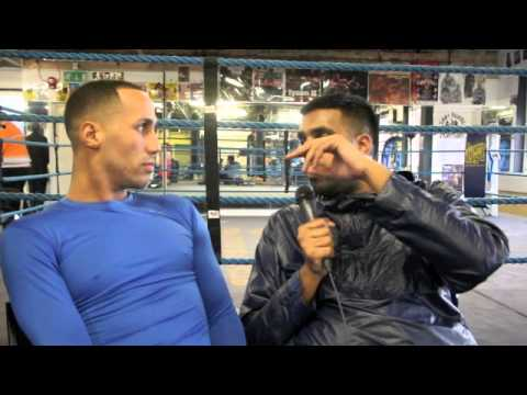 JAMES DeGALE TALKS FROCH v GROVES REMATCH,  GEVORG KHATCHIKAN & BADOU JACK