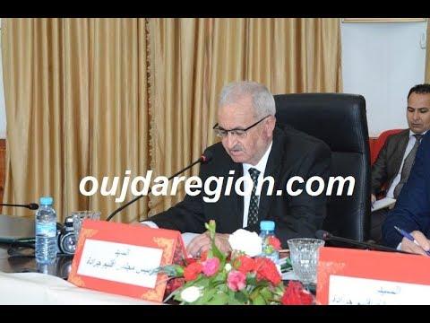 فيديو..عبداللاوي:مشروع تثمين وتدبير النفايات المنجمية بجرادة سيخلق فرص الشغل