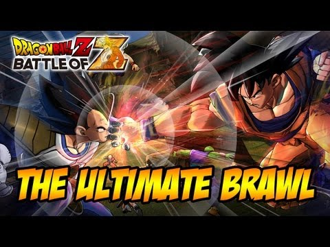 Dbz Battle Of Z The Utimate Brawl Trailer