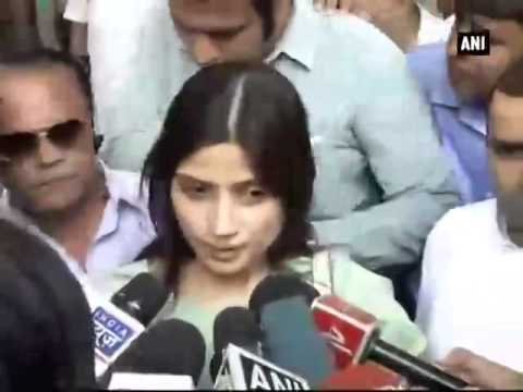 Rapes not happening only in one state: Dimple Yadav