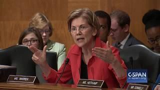 Sen. Warren to Wells Fargo CEO: