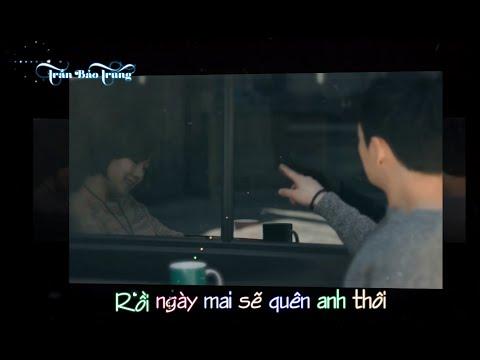 Xin Lỗi Người Anh Yêu - Châu Khải Phong - Aegisub Effect Kara Video Lyrics