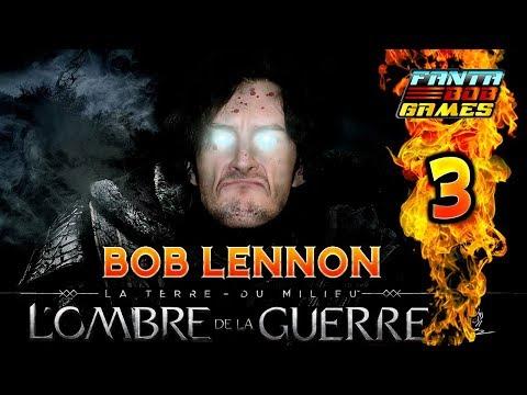 SECRETS D'HISTOIRE !!! -L'Ombre De La Guerre- Ep.3 avec Bob Lennon