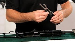 How To Disassemble An Uzi Gun Guide