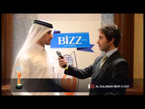 THE BIZZ 2013 - INTERVIEW AL SULAIMAN RENT A CAR