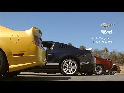 SmokinStangs Laconia 2014 Mustang Rally Promo Video // By Edemante