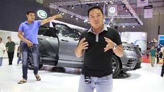 Chi tiết Range Rover Velar hoàn toàn mới