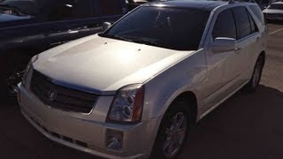 2005 Cadillac SRX 3.6L V6 Start Up, Quick Tour, & Rev With Exhaust View - 85K videos