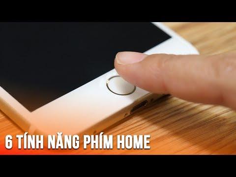 6 tính năng bá đạo trên nút HOME của iPhone có thể bạn chưa biết