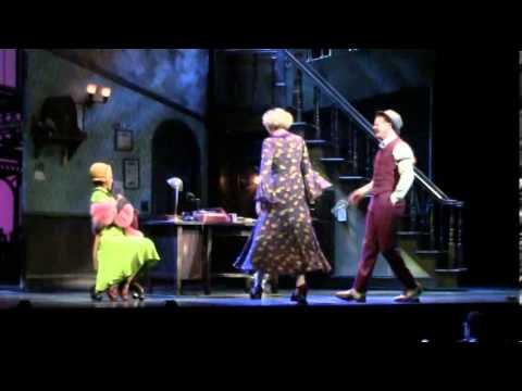 Easy Street {Annie ~ Broadway, 2013} - Jane Lynch, Clarke Thorell, & J  Elaine Marcos